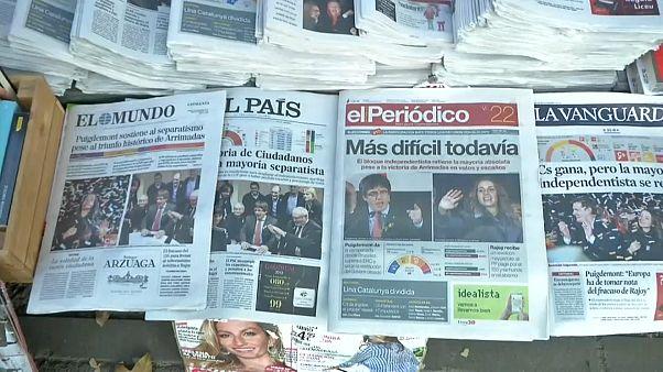 Katalonien: Ungewisse Zukunft