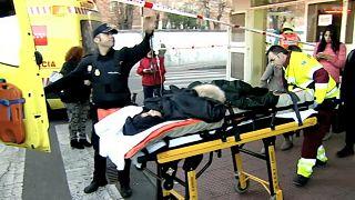 Dutzende Verletzte nach Doppeldecker-Zugunglück nahe Madrid