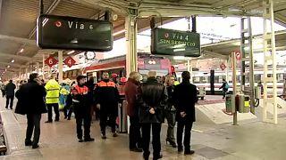 Σιδηροδρομικό ατύχημα κοντά στη Μαδρίτη