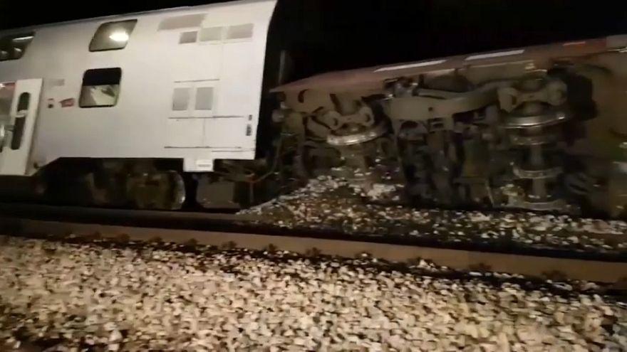 Austria: scontro tra treni, vagoni distrutti e feriti