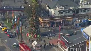 Terrorista támadást tervezett egy férfi San Franciscóban, elfogták