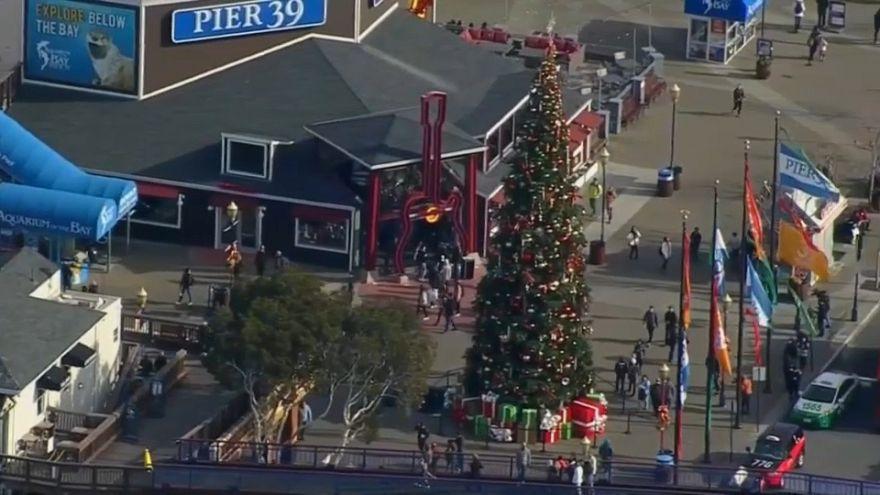 Pronto a farsi esplodere a Natale, strage evitata a San Francisco