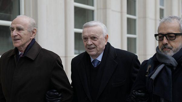FIFA-Skandal: Gericht spricht ehemalige Top-Funktionäre Marin und Napout schuldig