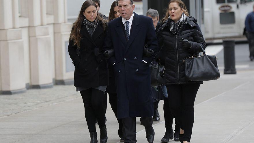 """Declarados culpables dos exdirigentes en el """"FIFA-Gate"""""""