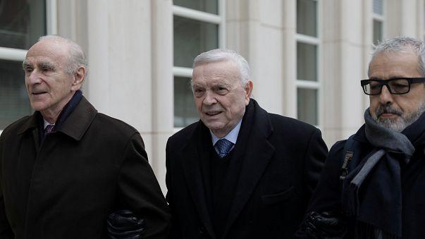 Fifa, Marín e Napout condannati per corruzione