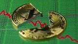 Bitcoin bir gecede yüzde 25 değer kaybetti