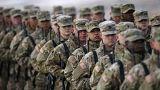 جنود أمريكيون خلال تدريب