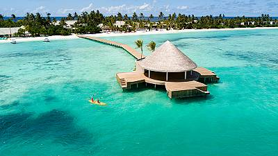 Can you spend your holidays in the Maldives for an affordable price?