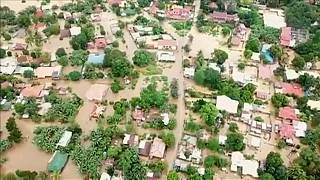 Philippines: More than 180 dead after tropical storm Tembin hits Mindanao