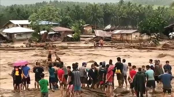 Halálos trópusi vihar
