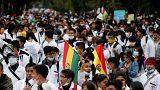 Забастовка боливийских врачей