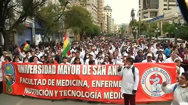 Összecsapás La Pazban