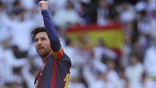 Le Barça remporte le clasico