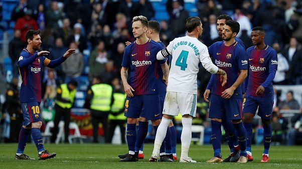 Barça vence Real no Bernabéu e consolida liderança