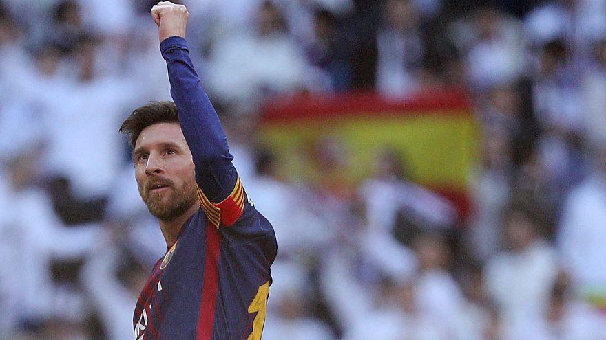 شاهد: بثلاثية ..برشلونة يحطم آمال ريال مدريد في معركة الليغا