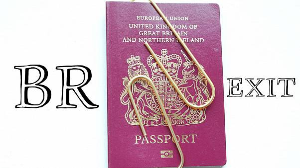 British Control Brexit Sealed Closed Passport