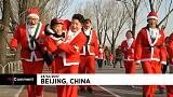 Corrida de Pais Natal na China