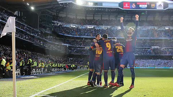 Barca-siker a Real ellen