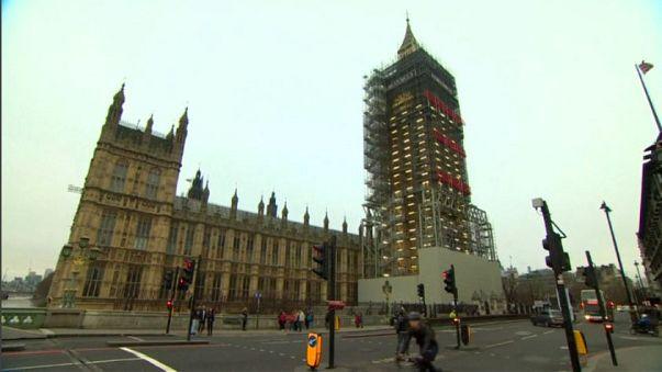 Londra, torna a suonare il Big Ben