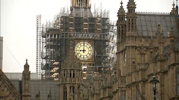 """""""Big Ben"""" läutet für Weihnachten"""