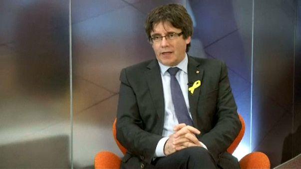 Puigdemont haza akar térni