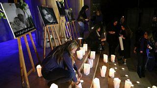 وقفة في بيروت حدادا على النساء ضحايا العنف