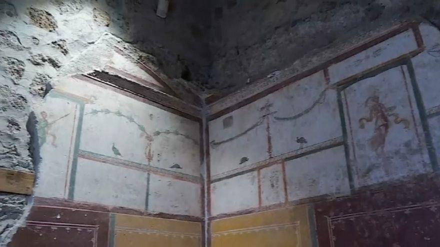 Pompei: tre domus restituite ai visitatori