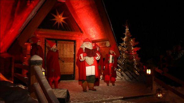 Наступает время рождественских чудес