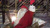 Ξεκίνησε το ταξίδι του ο Άγιος Βασίλης