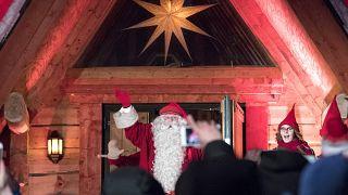 L'esprit de Noël souffle sur l'Europe
