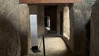 Помпейские дома распахивают двери