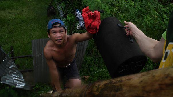 Filipinler'de felaket üzerine felaket
