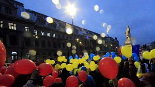 100 years on from Romania's 'Great Union', Moldova won't choose sides