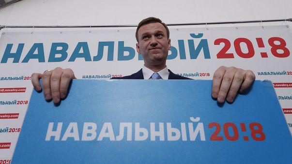 Алексей Навальный выдвинулся в президенты