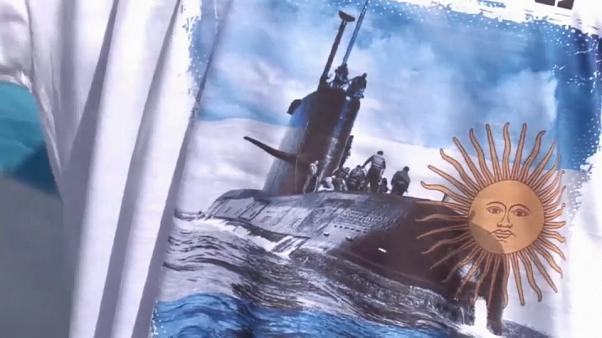"""Sous-marin """"San Juan"""" : un nouveau contact détecté"""