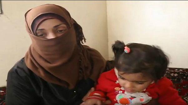 الاسد يدرس طلب اجلاء أطفال مصابين بالسرطان من الغوطة الشرقية