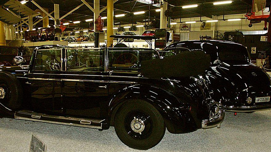 سيارة هتلر في مزاد بالولايات المتحدة