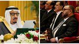 رسالة من العاهل المغربي إلى الملك سلمان