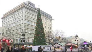 Το χριστουγεννιάτικο δέντρο των 83.000 ευρώ
