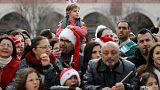 Χριστούγεννα με την ελπίδα για ειρήνη