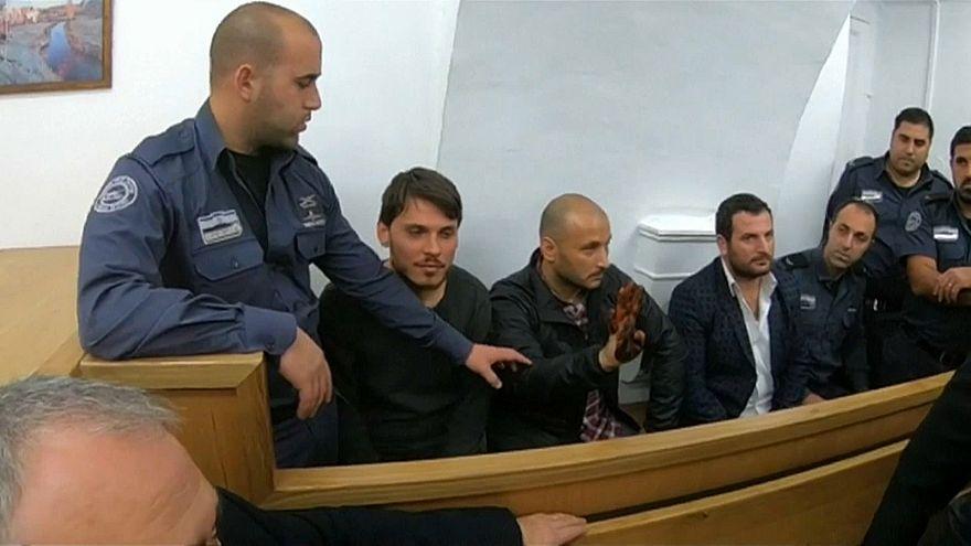 Israele rilascia tre cittadini turchi