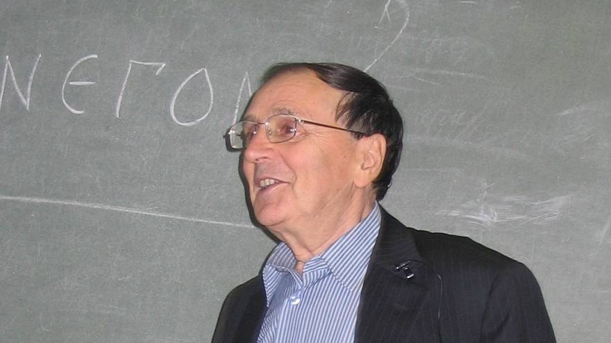 Умер лингвист Андрей Зализняк