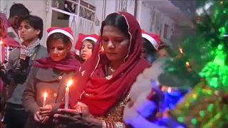 Karácsony konfliktuszónákban
