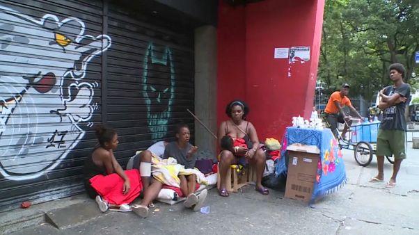 Aumenta el hambre en Brasil
