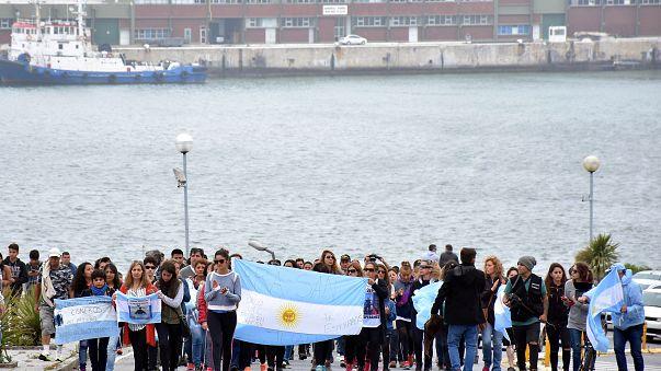 Sinal detetado não pertence ao submarino ARA San Juan