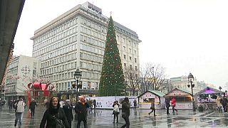 Belgrad'da Noel ağacı tartışması