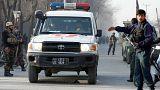 حمله انتحاری در کابل