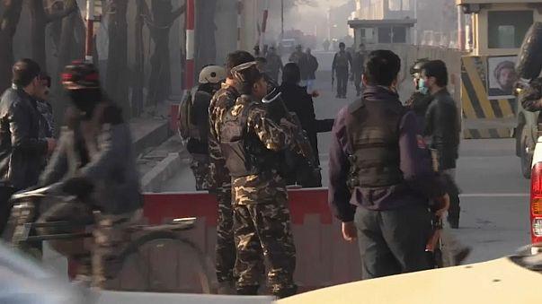 Кабул: теракт возле здания разведслужбы