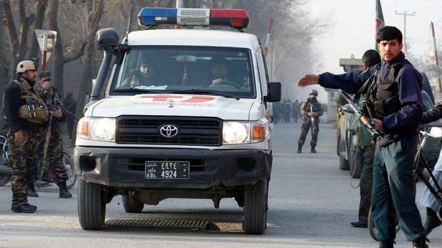 IŞİD, Afgan gizli servisini hedef aldı