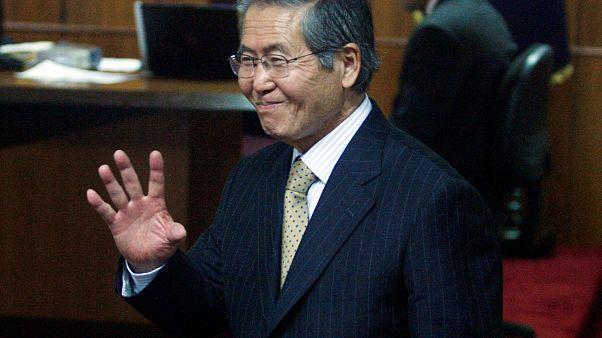 Confrontos em Lima depois de conhecido indulto a Alberto Fujimori